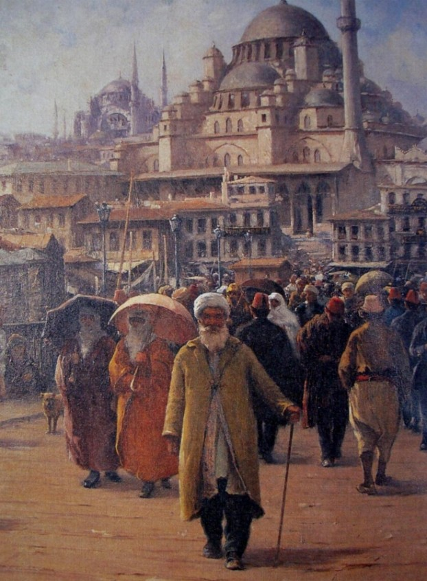 fausto-zonaro- istanbul