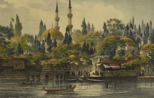 osmanli zamani -istanbul