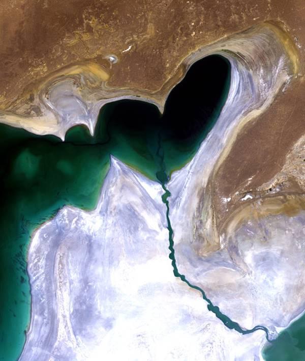 subat16. Aral Gölu-Ozbekistan-Kazakistan