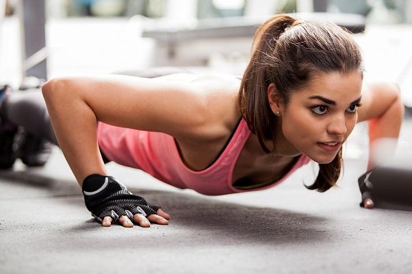 women-fitness-model-auburn-hair-ponytail-brown-eyes-gloves-tank-tops-bokeh-brunettes-sports-2560x1600
