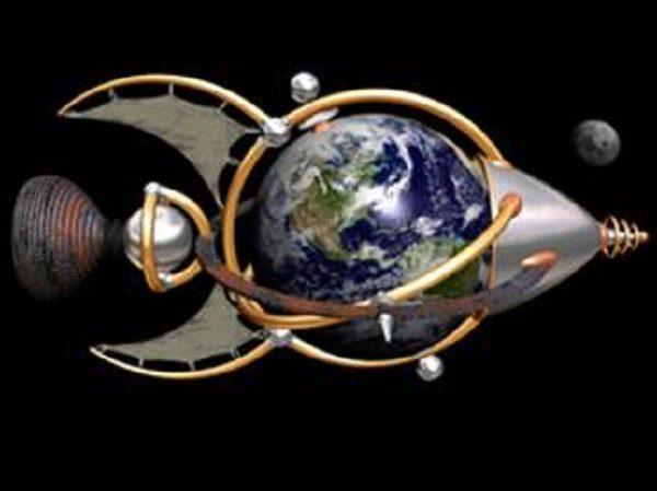 20- dünya uzay gemisi