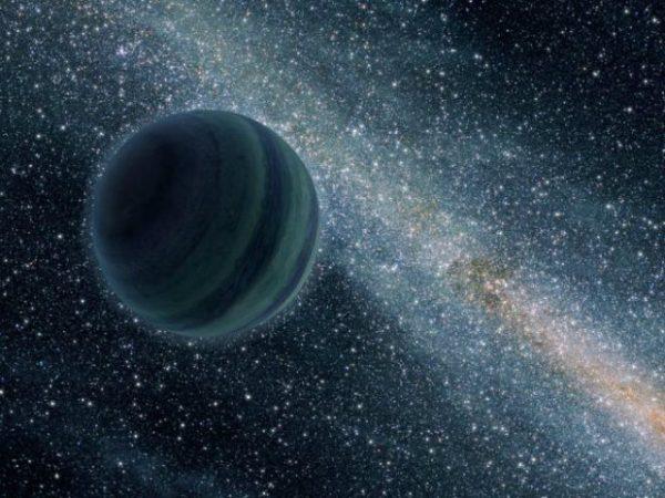 4- başıboş gezegen