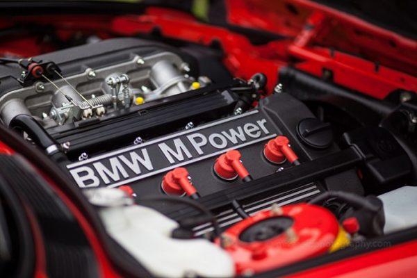 BMW M3 Motor M Power