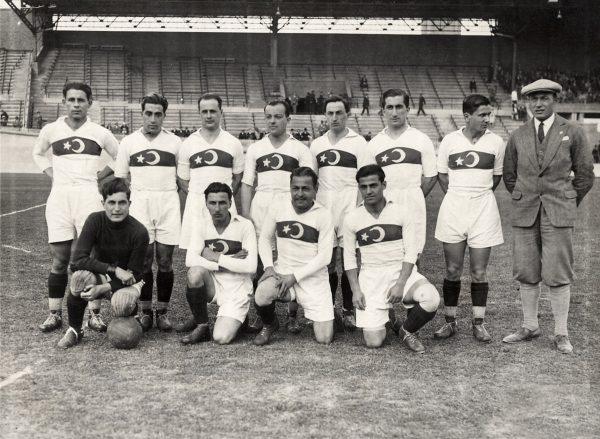 Egypt-Turkey_1928_Summer_Olympics