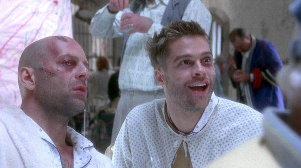Twelve Monkeys Akıl Hastanesi Filmleri FikriSinema