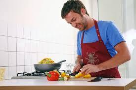 cooking man