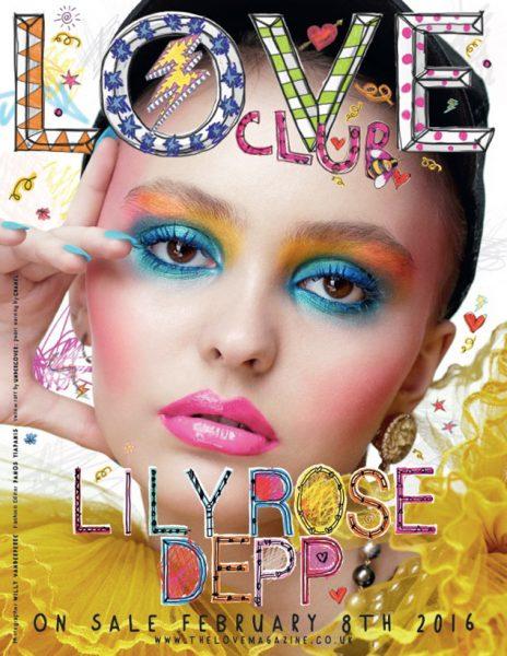 lily rose love club