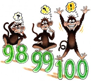maymun-100