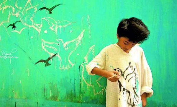 1. Çocuk Kalbimdeki Kuş