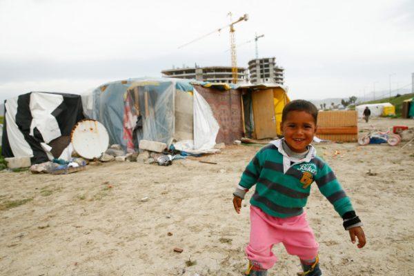 Işıkkent'te Suriyeli Mülteciler