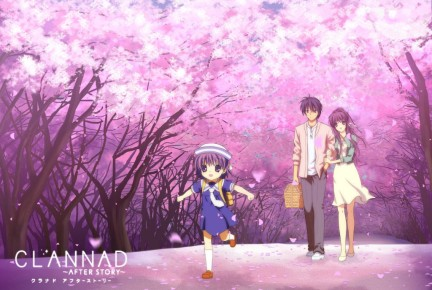 8 Clannad After Story