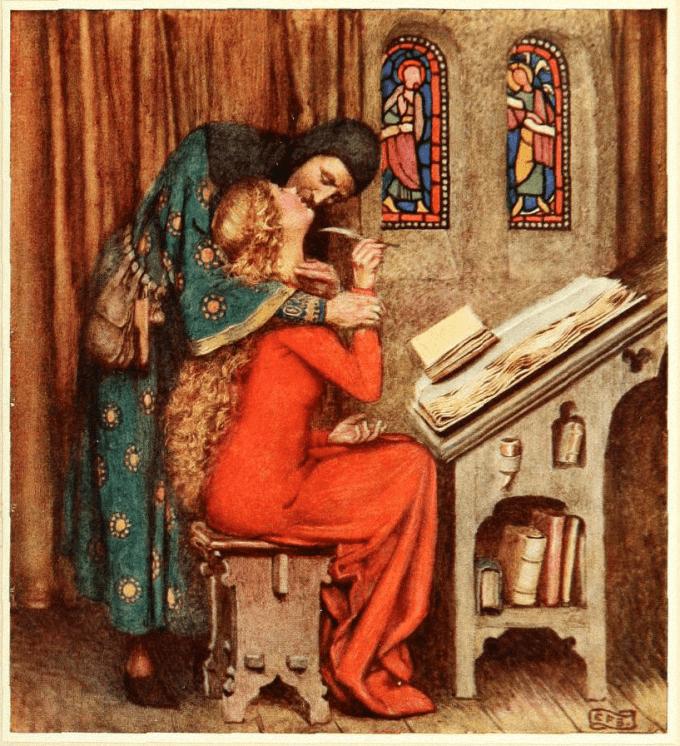 Heloise ve Abelard