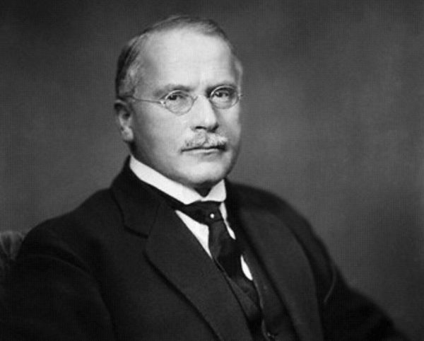 Psychologist Carl G. Jung