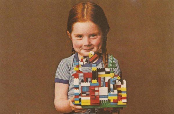 lego-kız