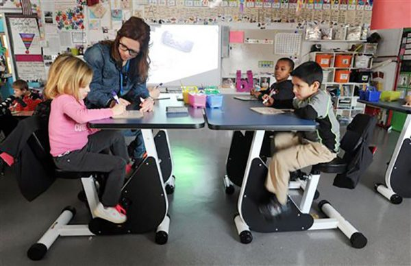 pedal-desks-in-classroom