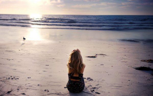 sahilde-oturmak