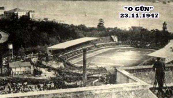 15. İnönü Stadı