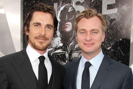 Christopher Nolan-Christian Bale