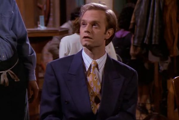 David Hyde Pierce-Dr. Niles Crane