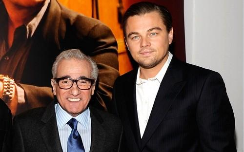 Martin Scorsese -Leonardo DiCaprio