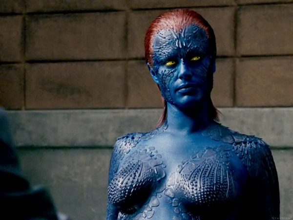 Mystique Rebecca Romjin X-Men Karakterleri FikriSinema