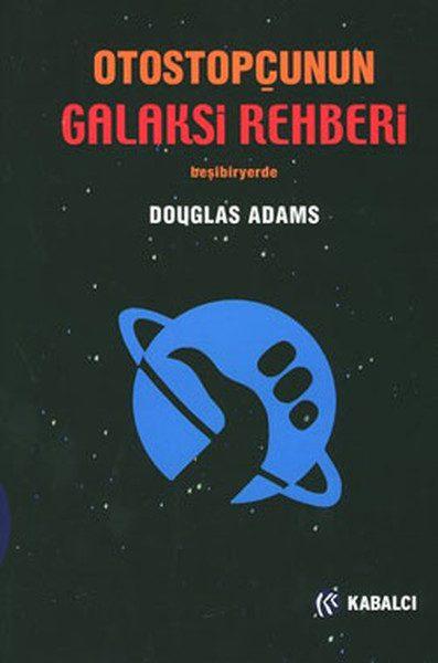 gezi kitapları otostopcunun-galaksi