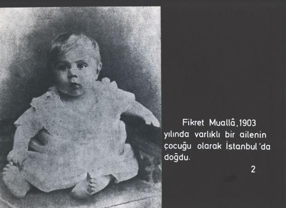 1. Mualla Adı Verilen Erkek Bebek