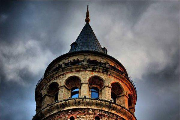 11. Galata Kulesi