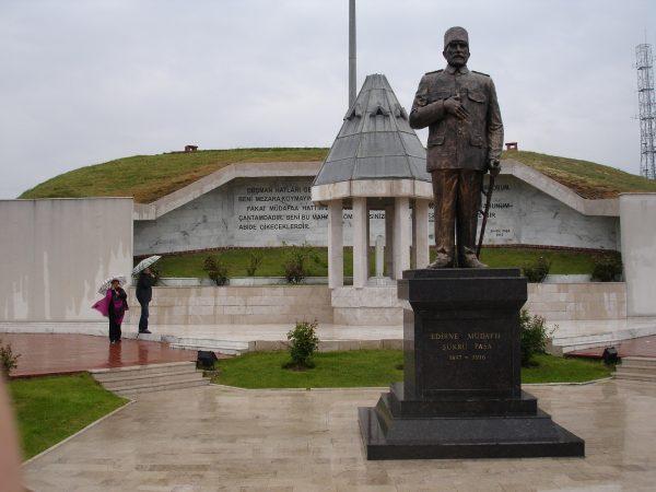 13. Şükrü Paşa Anıtı ve Balkan Savaşı Müzesi