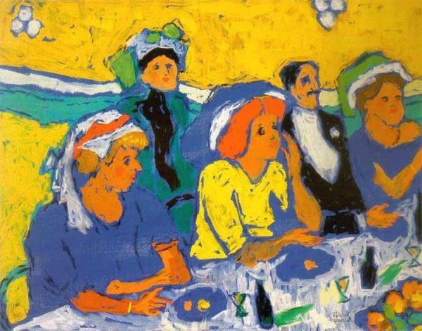 20. Picasso'nun Övdüğü Ressam