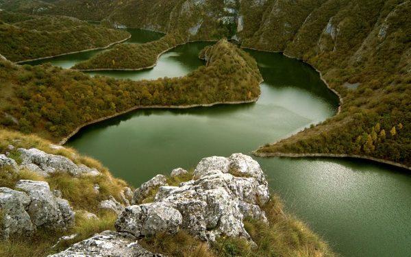 29. Uvac Nehri Kanyonu