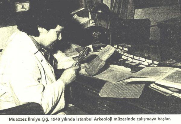 4. Çivi Yazılı Belgeler Arşivi