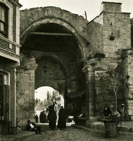 4.edirnekapi-eski-istanbul
