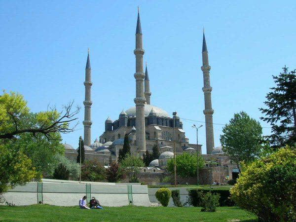 7. Selimiye Cami