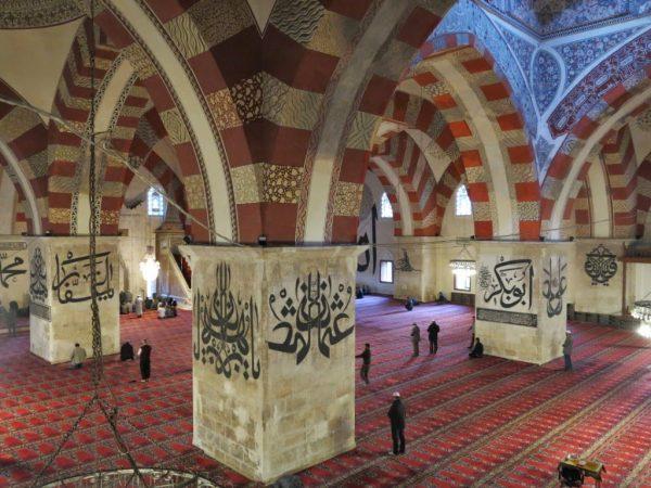8. Eski Camii