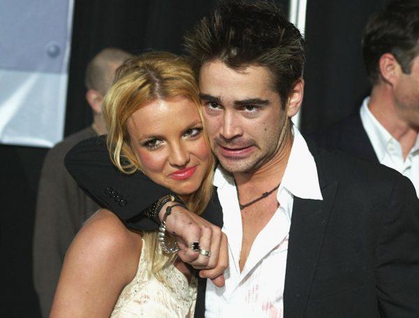 Britney Spears ve Colin Farrell