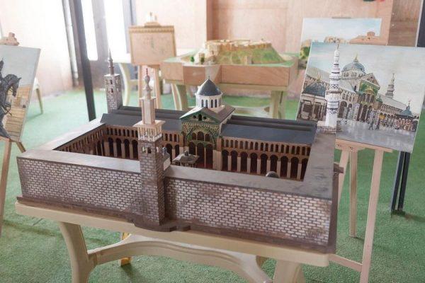 Emevî-Camii-replika