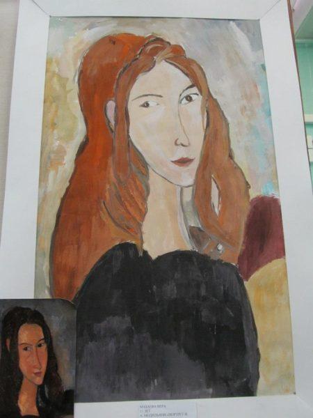 Hébuterne-portresi