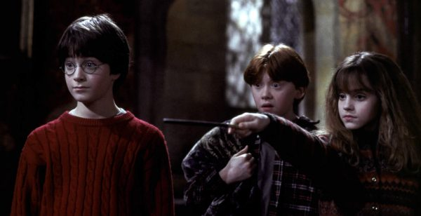 Harry Potter ve Felsefe Taşı Potter Filmleri FikriSinema
