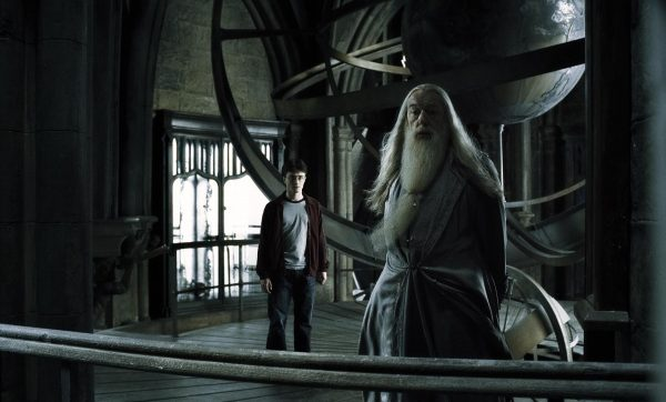 Harry Potter ve Melez Prens Potter Filmleri FikriSinema