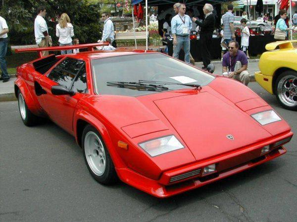 Lamborghini Countac