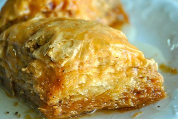 Safranbolu-Zencefil-Restaurant Baklava - Safranbolu Yoresel