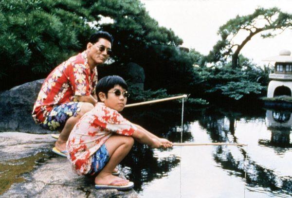 KIKUJIRO, (aka KIKUJIRO NO NATSU), 'Beat' Takeshi Kitano, Yusuke Sekiguchi, 1999, ©Sony Pictures Classics