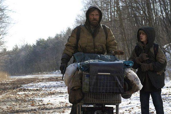 Viggo Mortensen and Kodi Smit-McPhee star in John Hillcoat's The Road, based on Cormac McCarthy's Pulizer Prize winning novel.