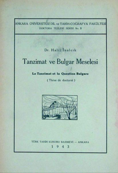 7. Bulgar Tarihine Katkı Yapan Tez