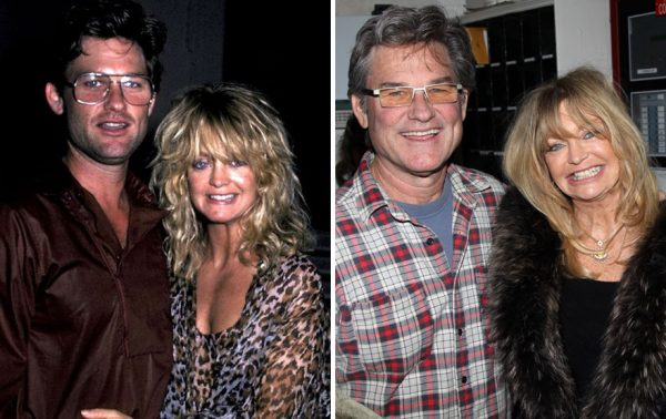 Goldie Hawn And Kurt Russell - 33 Years Together