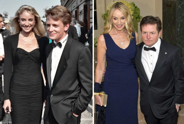 Michael J. Fox And Tracy Pollan - 28 Years Together
