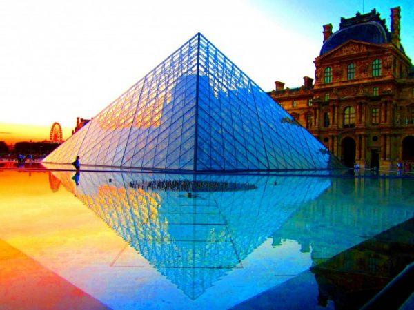 Paris-The Louvre