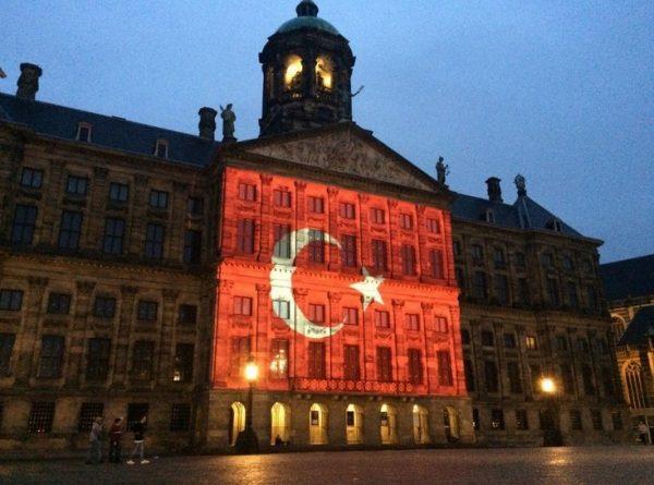 amsterdam-kraliyet