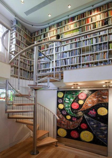 ev kütüphanesi19